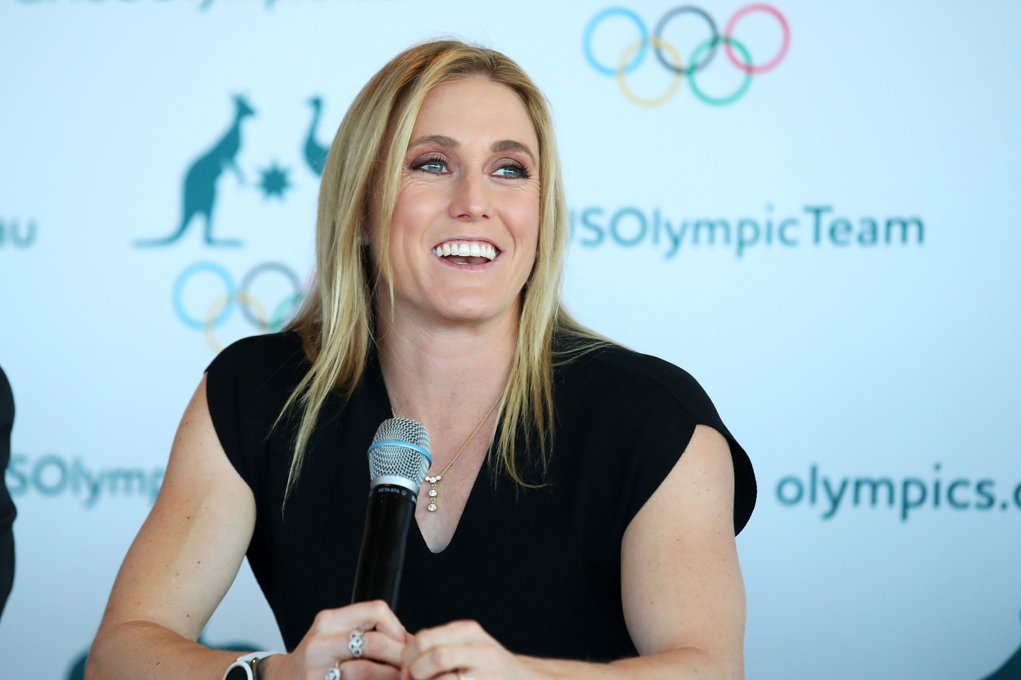 Sally Pearson announced her retirement from athletics this week ©Getty Images