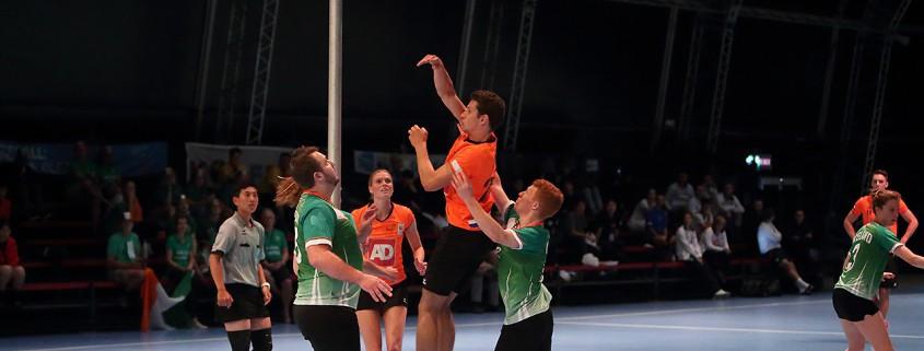 Chinese Taipei edge out Suriname to reach semi-finals at World Korfball Championship