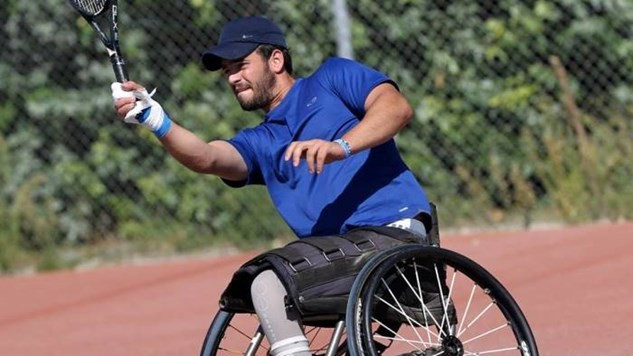 Erenlib to debut at NEC Wheelchair Tennis Masters after Alcott withdraws