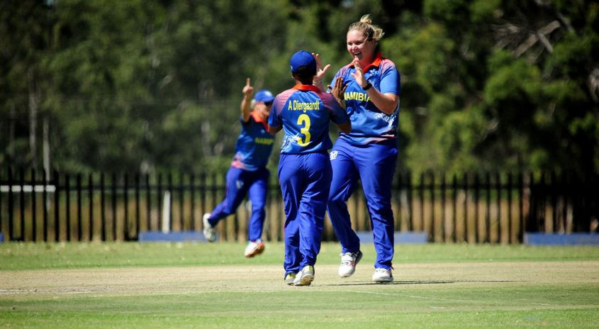Namibia will replace suspended Zimbabwe at the ICC Women's T20 World Cup Qualifier in Scotland ©ICC