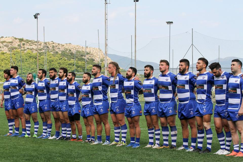 Greece are on the verge of qualification for the World Cup ©GRLA