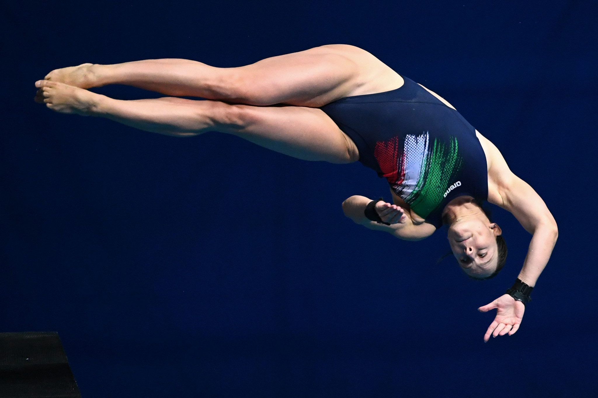 Blend of experience and youth brings gold to Italy in women's synchronised platform at European Diving Championships