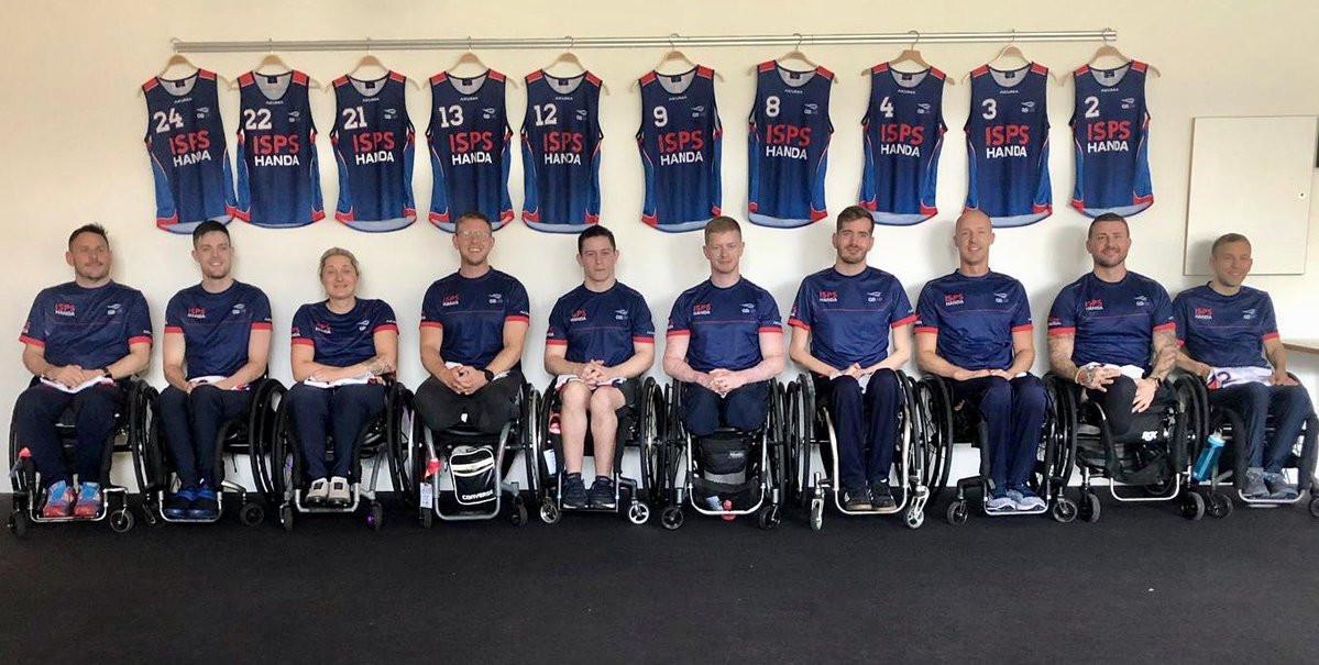 Britain make winning start to title defence at IWRF European Championship