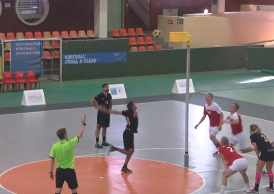 England and Catalonia win playoffs at World Korfball Championships
