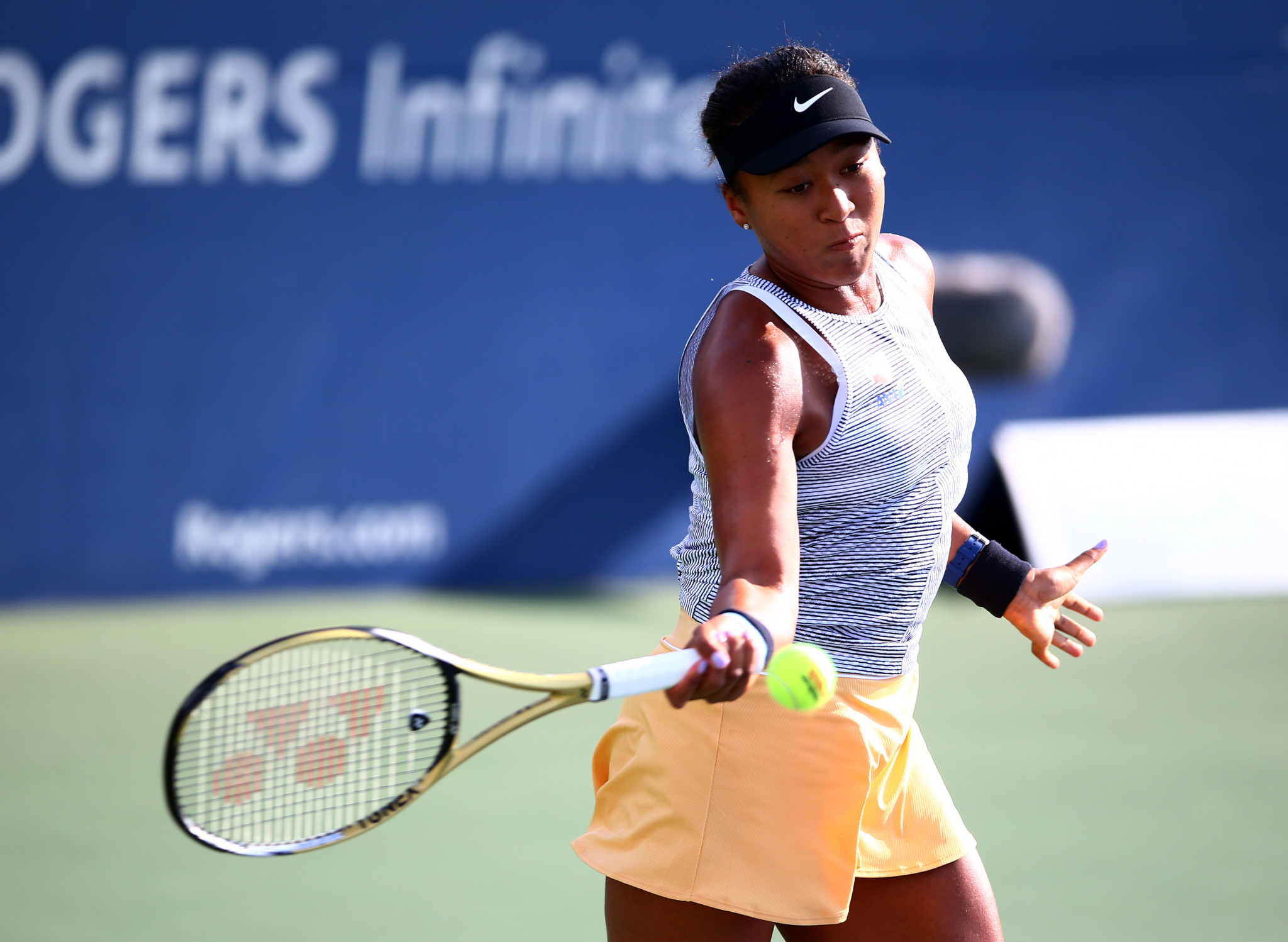 Barty loses world number one ranking as Osaka wins at Rogers Cup