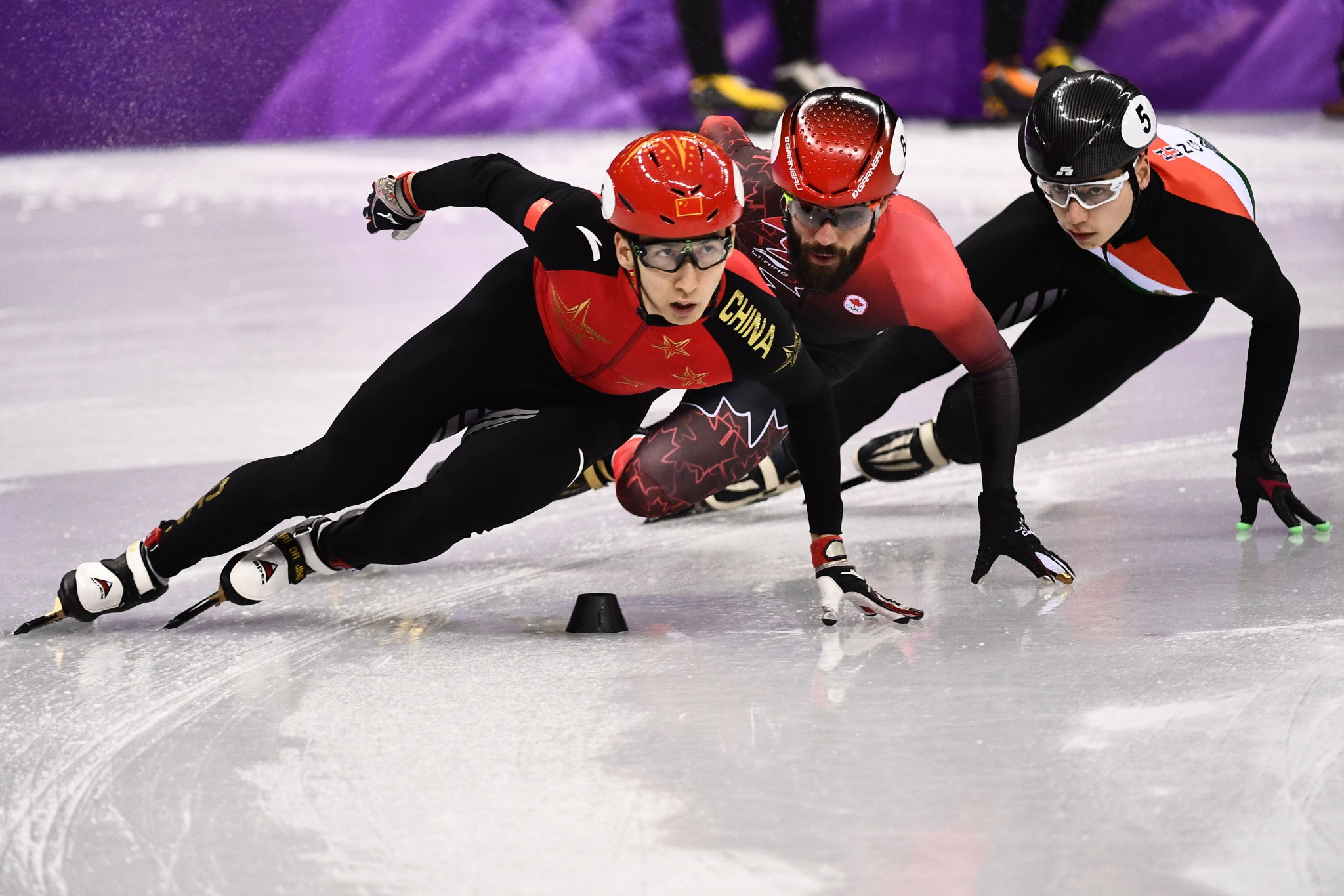 Nearly all of China's Winter Olympic gold medals have come on ice skates ©Getty Images