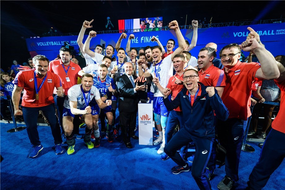 Kemerovo and Yaroslavl to host final rounds of 2022 Men's Volleyball World Championship