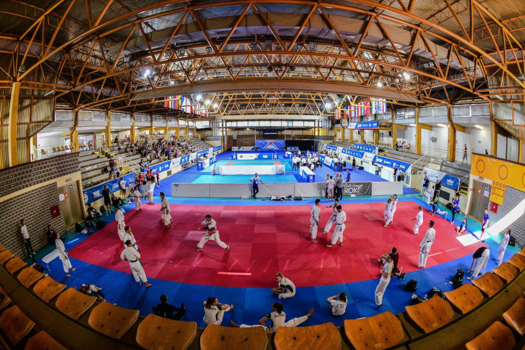 "The European University Sports Association was full of praise following the conclusion of its 2019 Combat Sports Championship in Croatia's capital Zagreb, describing the event as having been ""highly successful"" ©EUSA"
