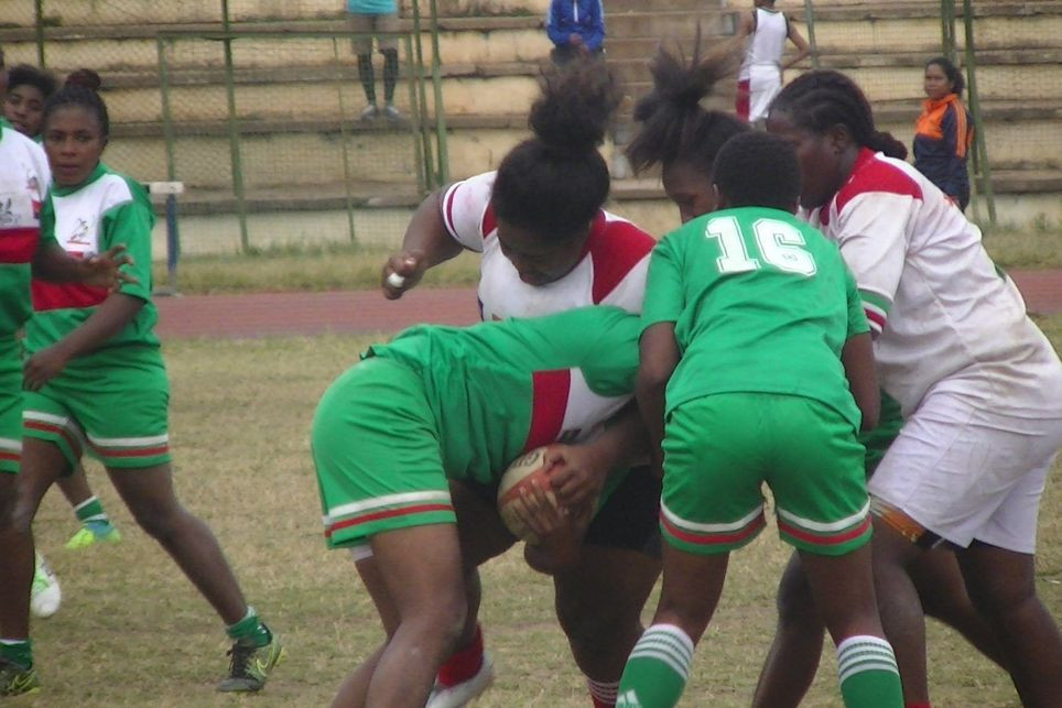 The new Rugby Africa Women's Cup in South Africa marks Madagascar's debut at women's Test match level and they are set to face Kenya in their opening game ©Rugby Africa