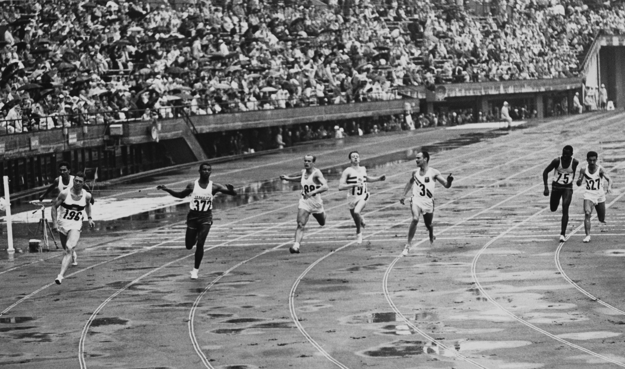 Tokyo first held the Olympic Games in 1964 ©Getty Images