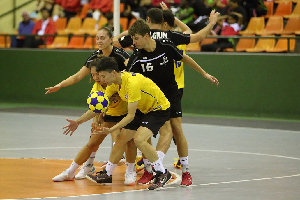 Netherlands and Belgium to continue final tradition at World Korfball Championships