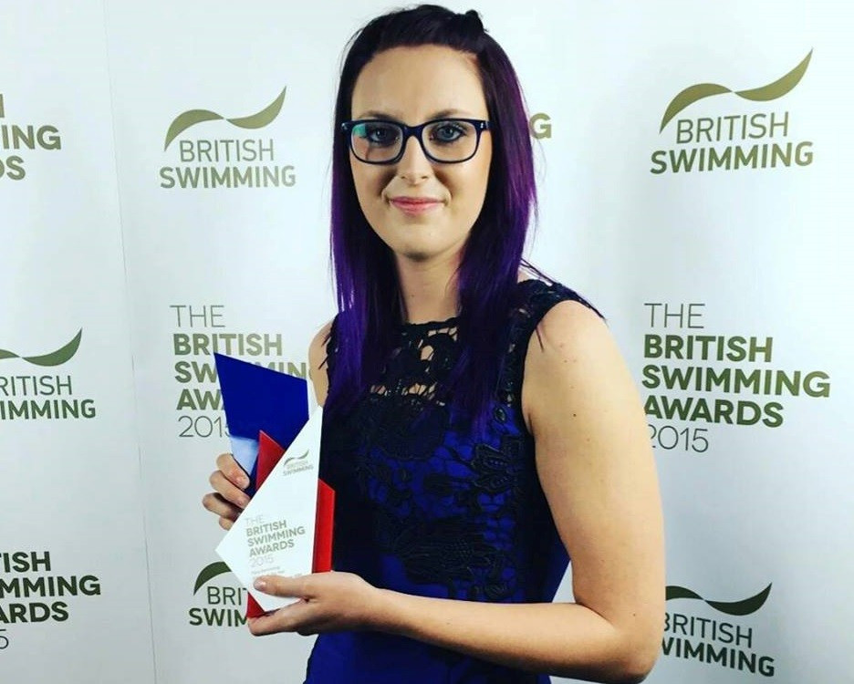 British Paralympic and world champion Jessica-Jane Applegate has been appointed as an ambassador for Inas ©Inas