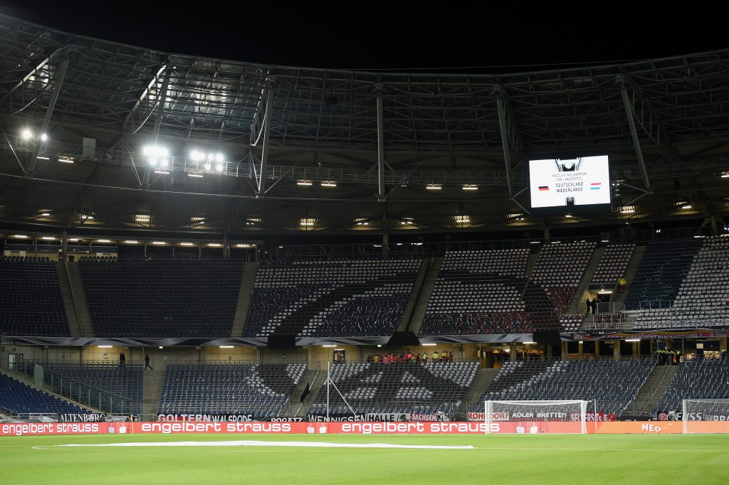 Germany's clash with the Netherlands cancelled due to
