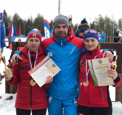 The coach of the newly-formed Russian women's Nordic combined team, Denis Tishagin, believes the discipline has a future both in the country and all over the world ©FIS