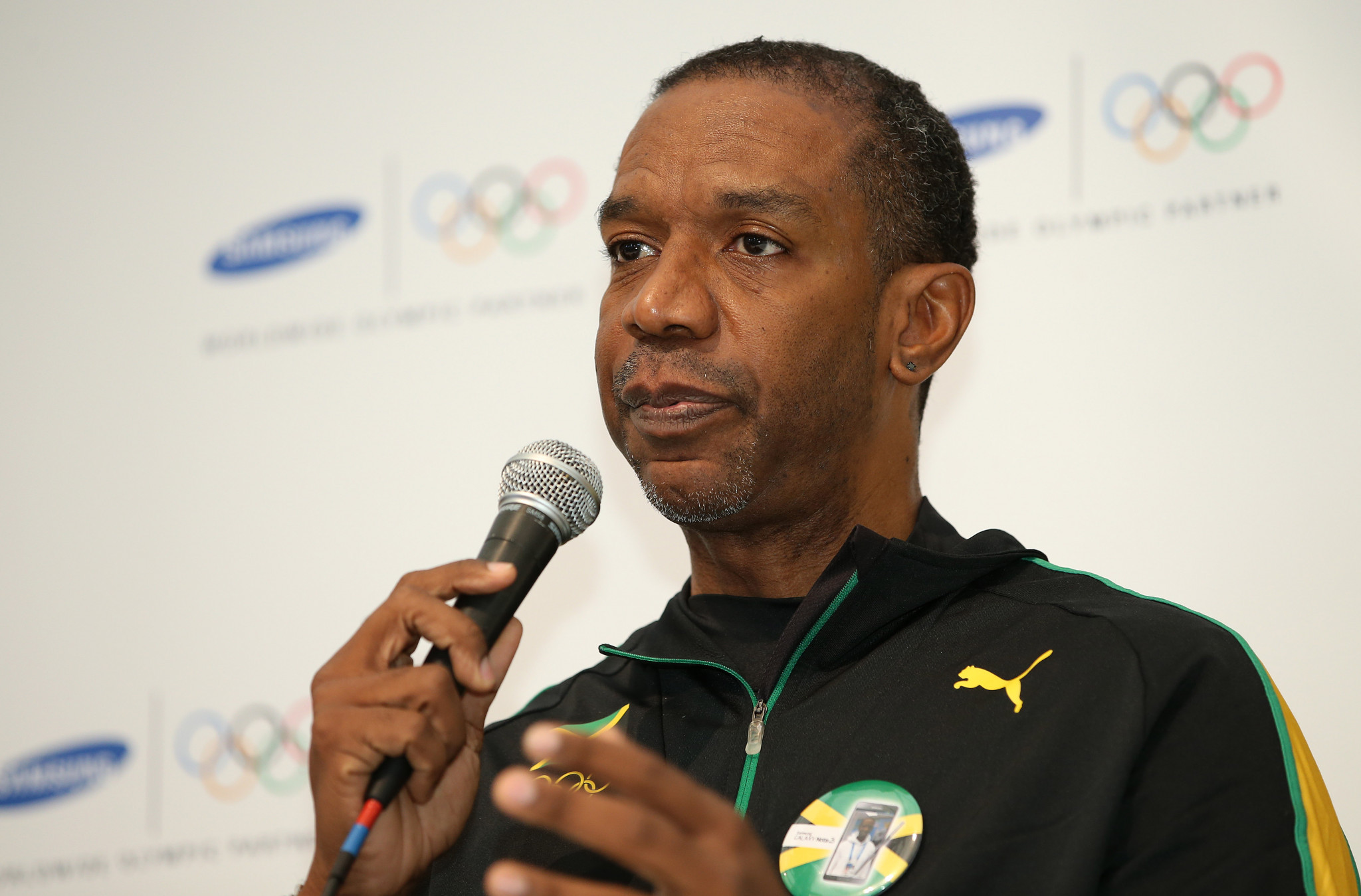 Chris Stokes has been chairman of the Jamaica Bobsleigh and Skeleton Federation since 1995 ©Getty Images