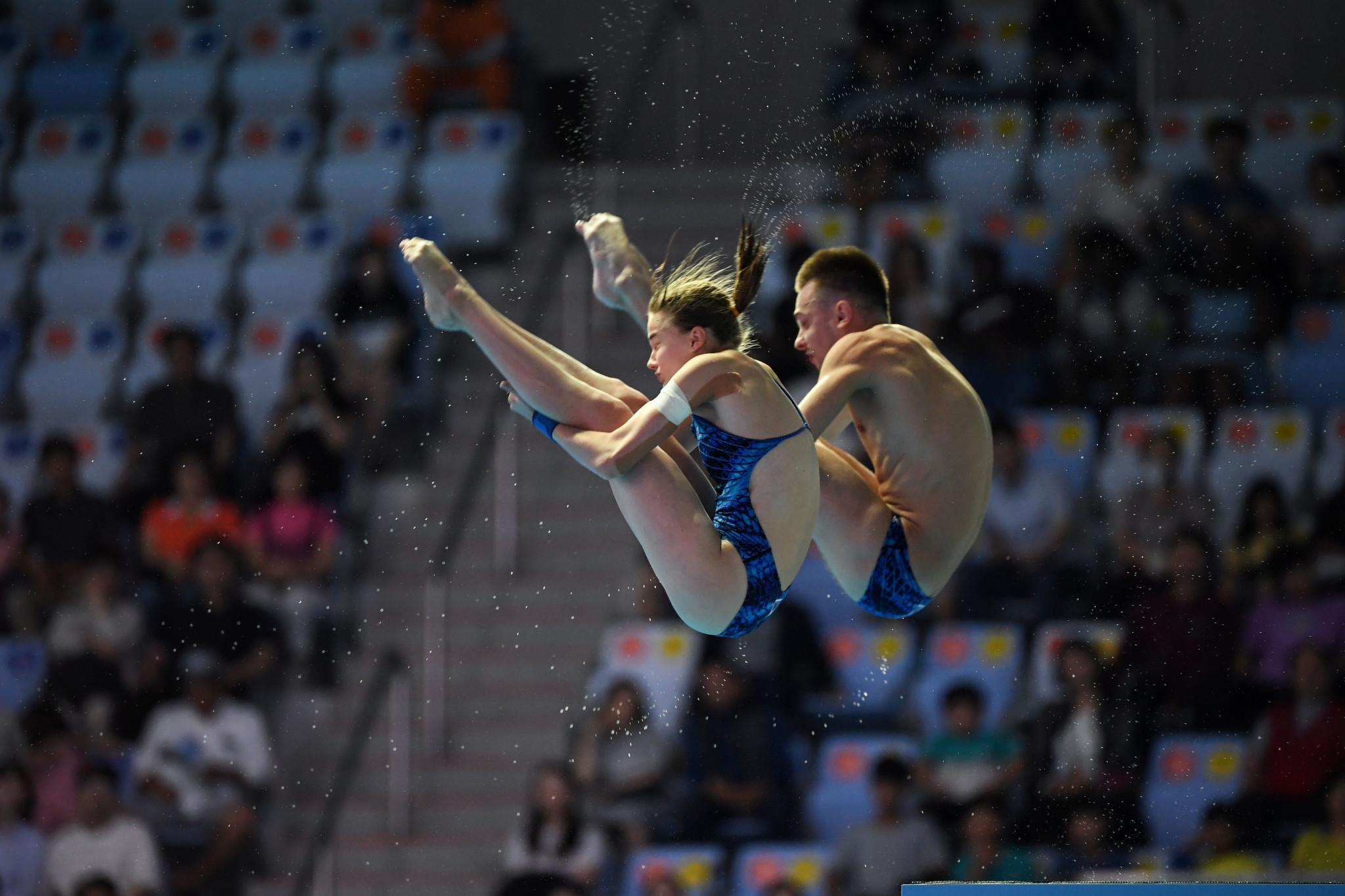 Russia claim two gold medals on day five of European Diving Championships