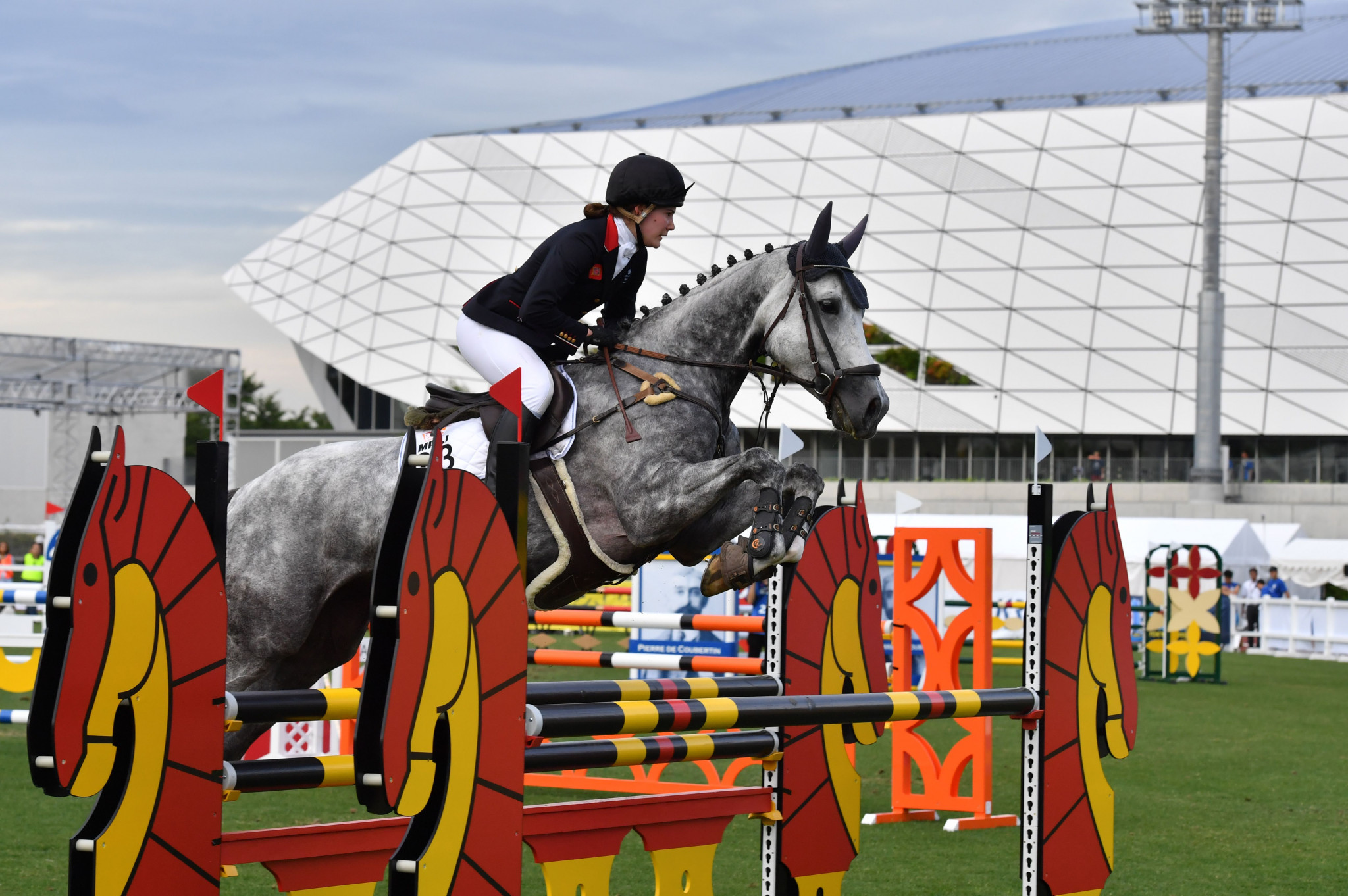 French impresses in qualification at European Modern Pentathlon Championships