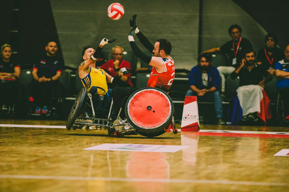 France and Britain win groups at IWRF European Championship Division A