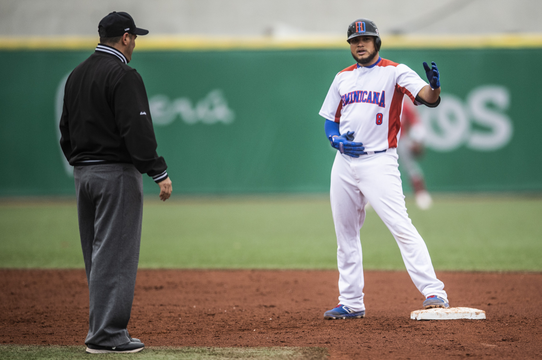 Dominican Republic finished in fifth place in the men's baseball tournament ©Getty Images