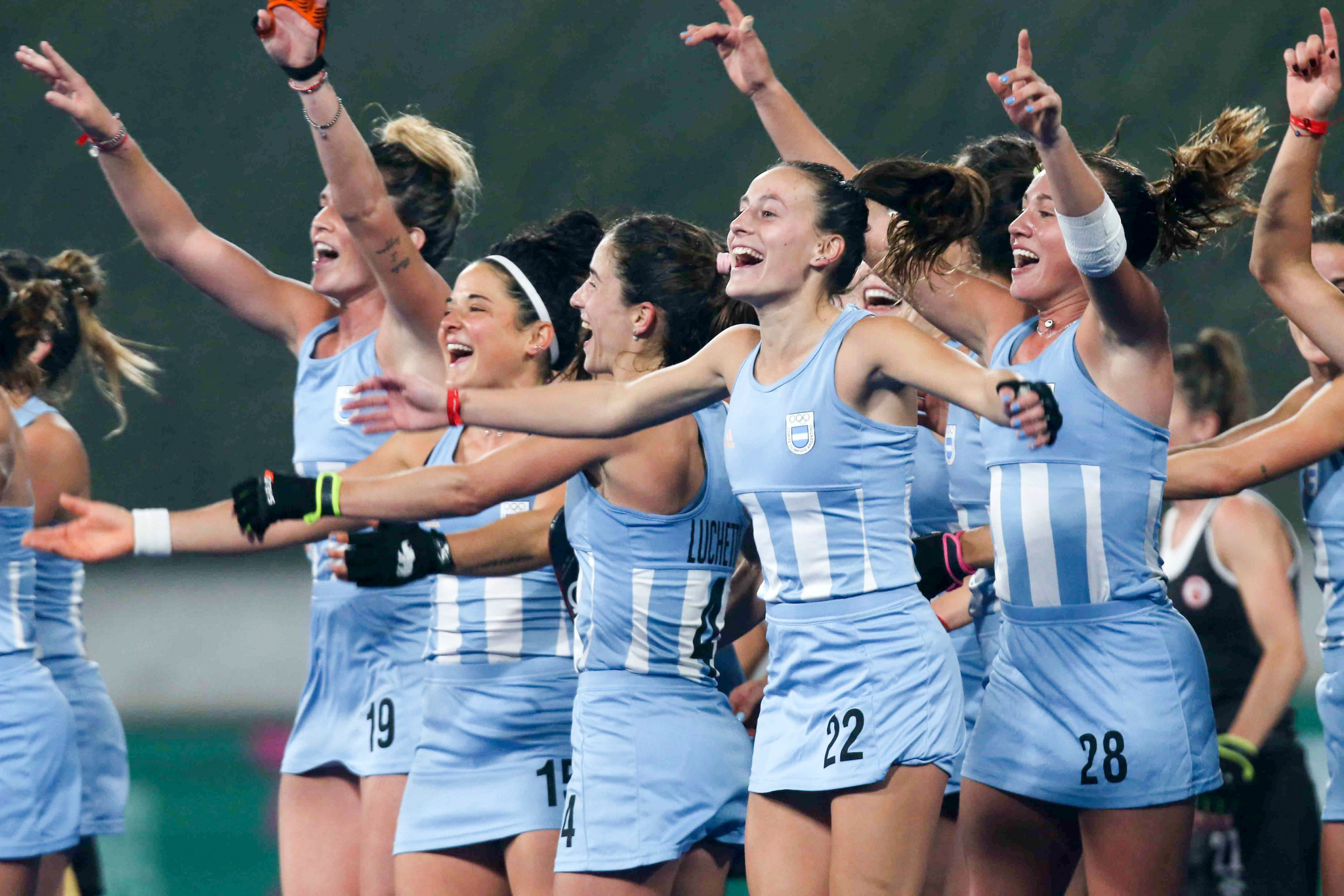 Argentina earn hockey Pan American Games gold to book place at Tokyo 2020