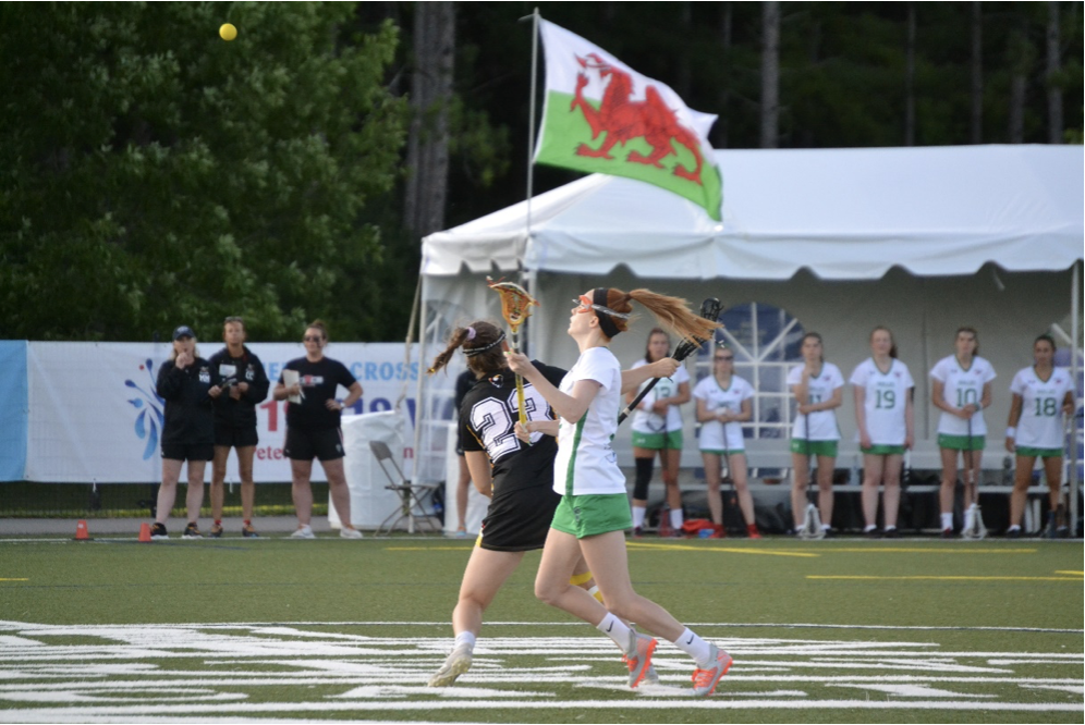 Wales clinch seventh place at Women's Under-19 World Lacrosse Championship
