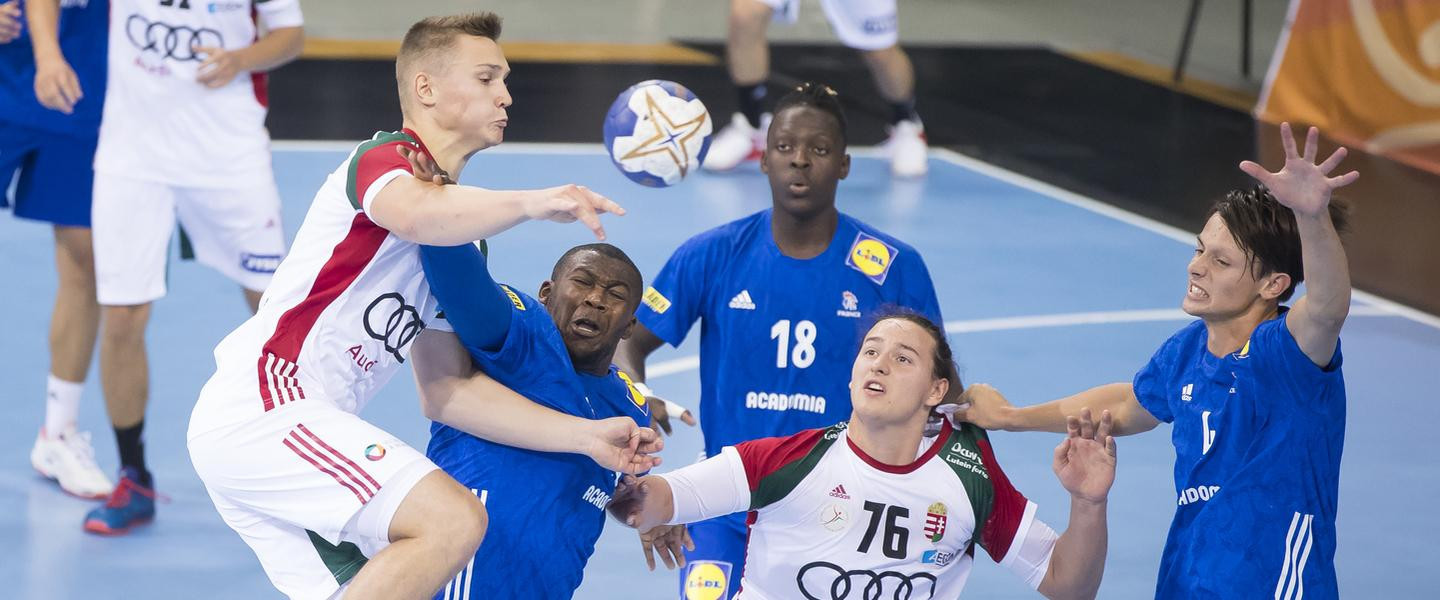 Reigning champions France beaten in group stage of Men's Youth World Handball Championship