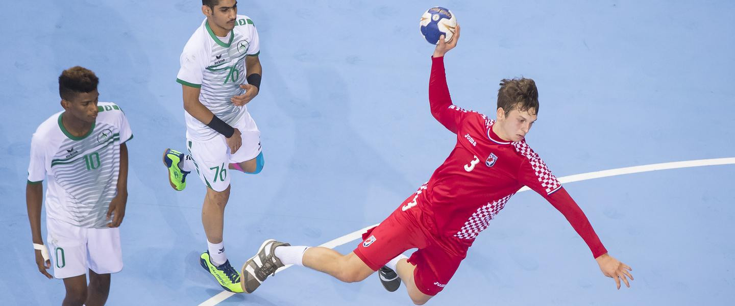Three teams have qualified from Group A, including Croatia ©IHF