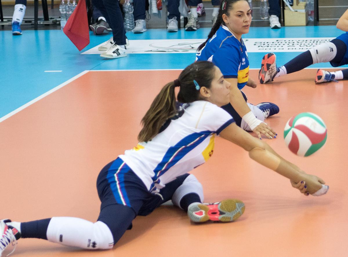 Italian sitting volleyball player named IPC Athlete of the Month for July
