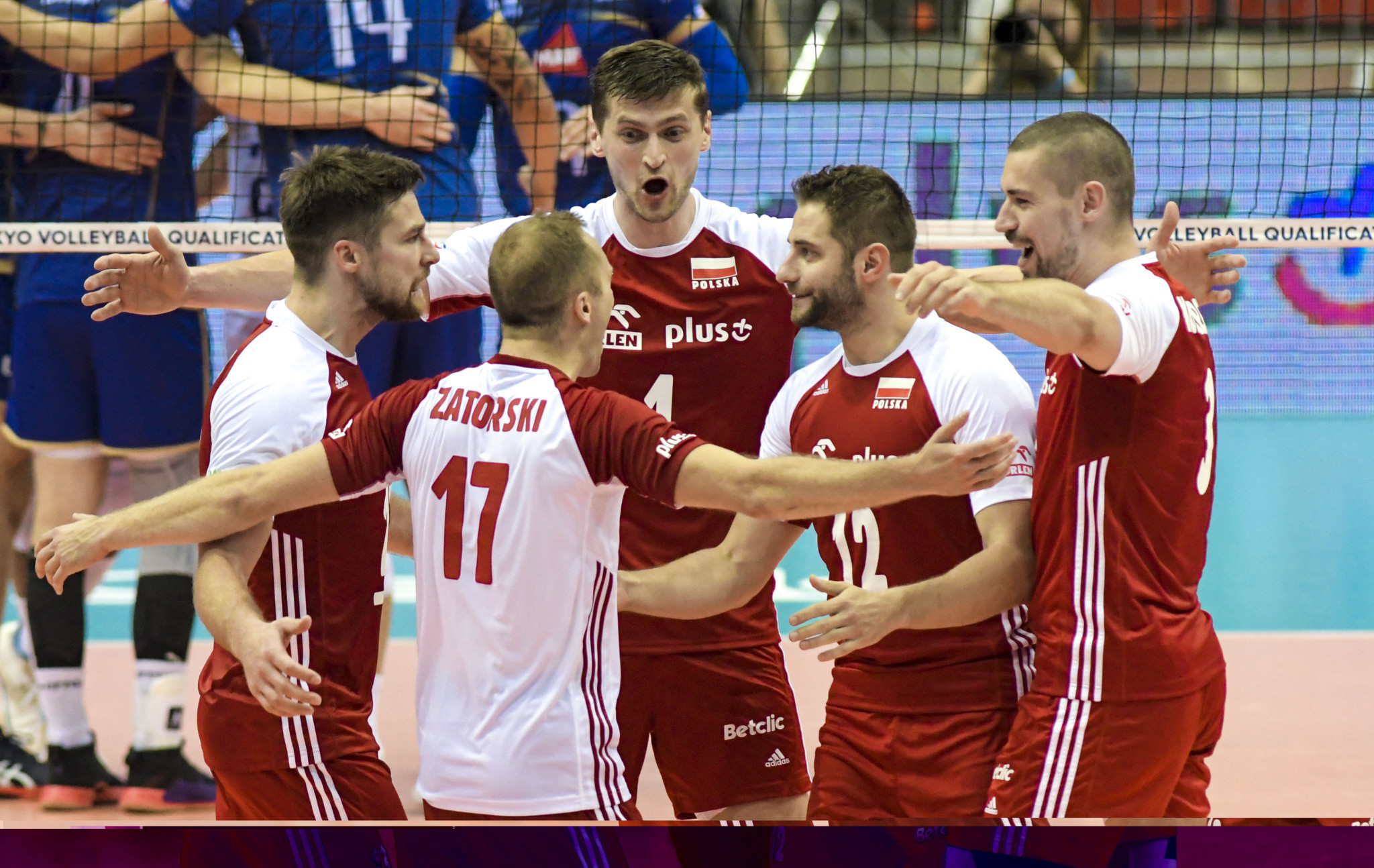 Poland maintain unbeaten start in FIVB Men's International Olympic Qualification Tournament