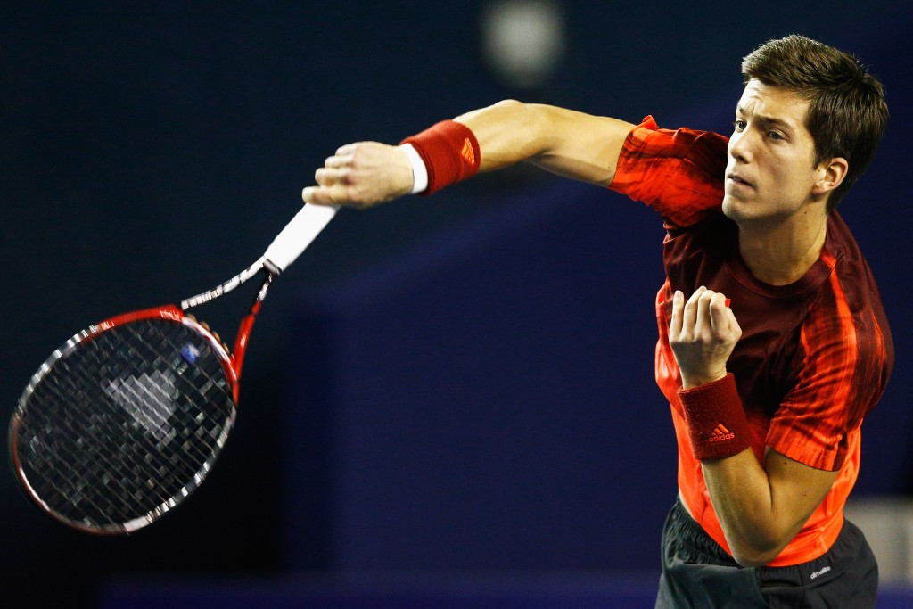 Bedene unable to represent Britain in Davis Cup final after ITF adjourn decision on eligibility