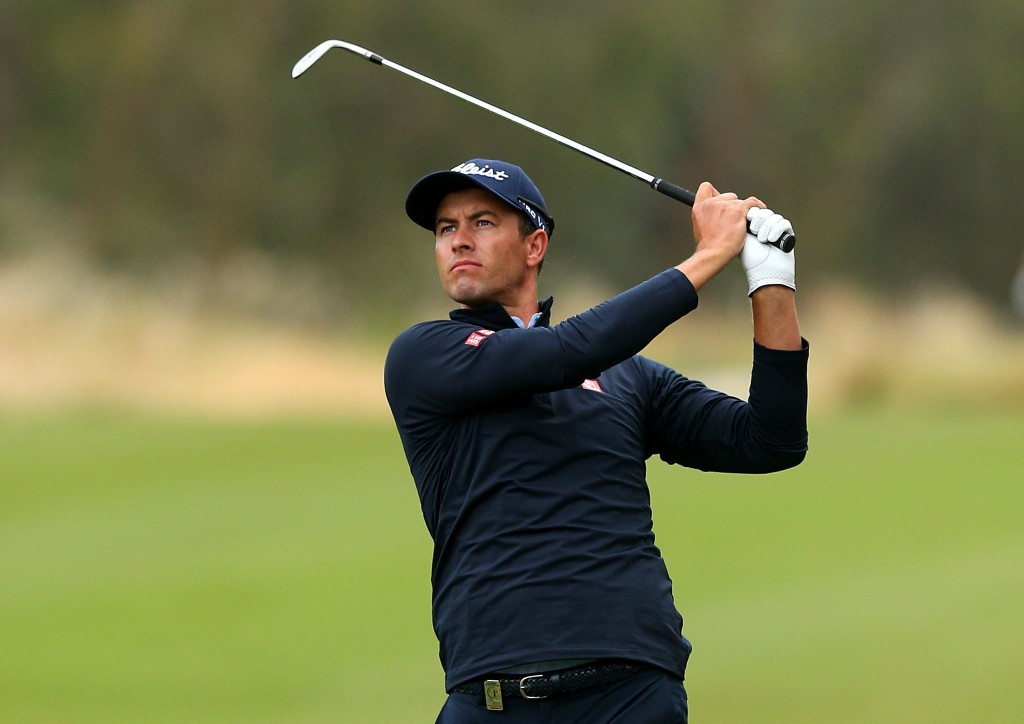 Australia's Adam Scott says he may skip the Olympics in favour of a rest ©Getty Images
