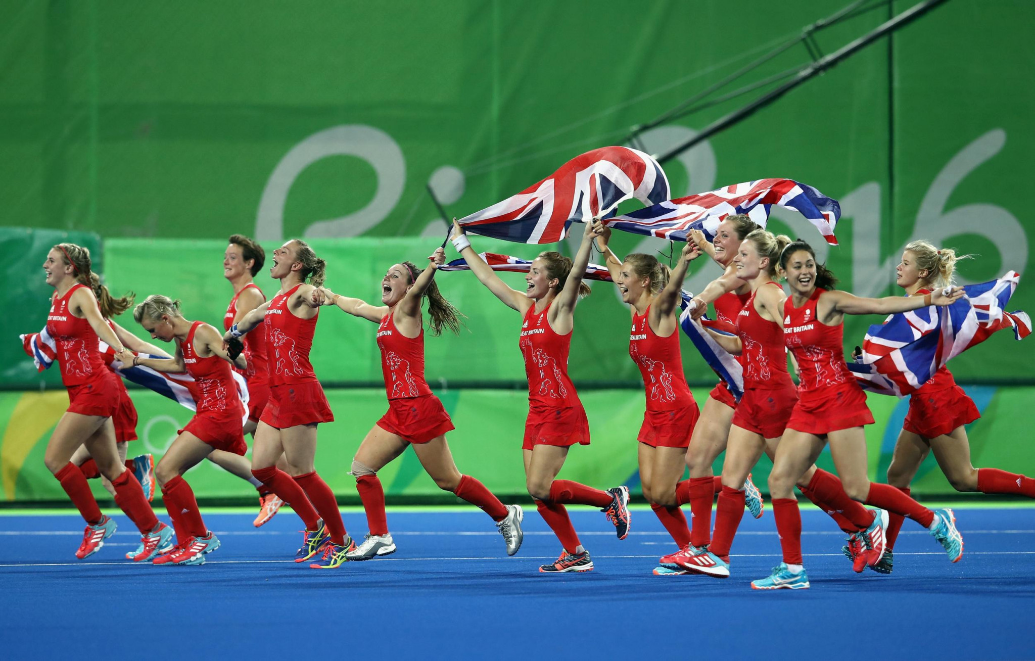 Team GB won a record-breaking 67 medals at Rio 2016, becoming the first country in the history of the Olympis to be more successful in the first Games after staging it ©Getty Images