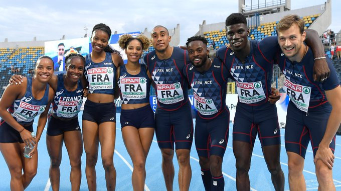 Vicaut and Zahi put French in pole position at European Athletics Team Championships in Bydgoszcz