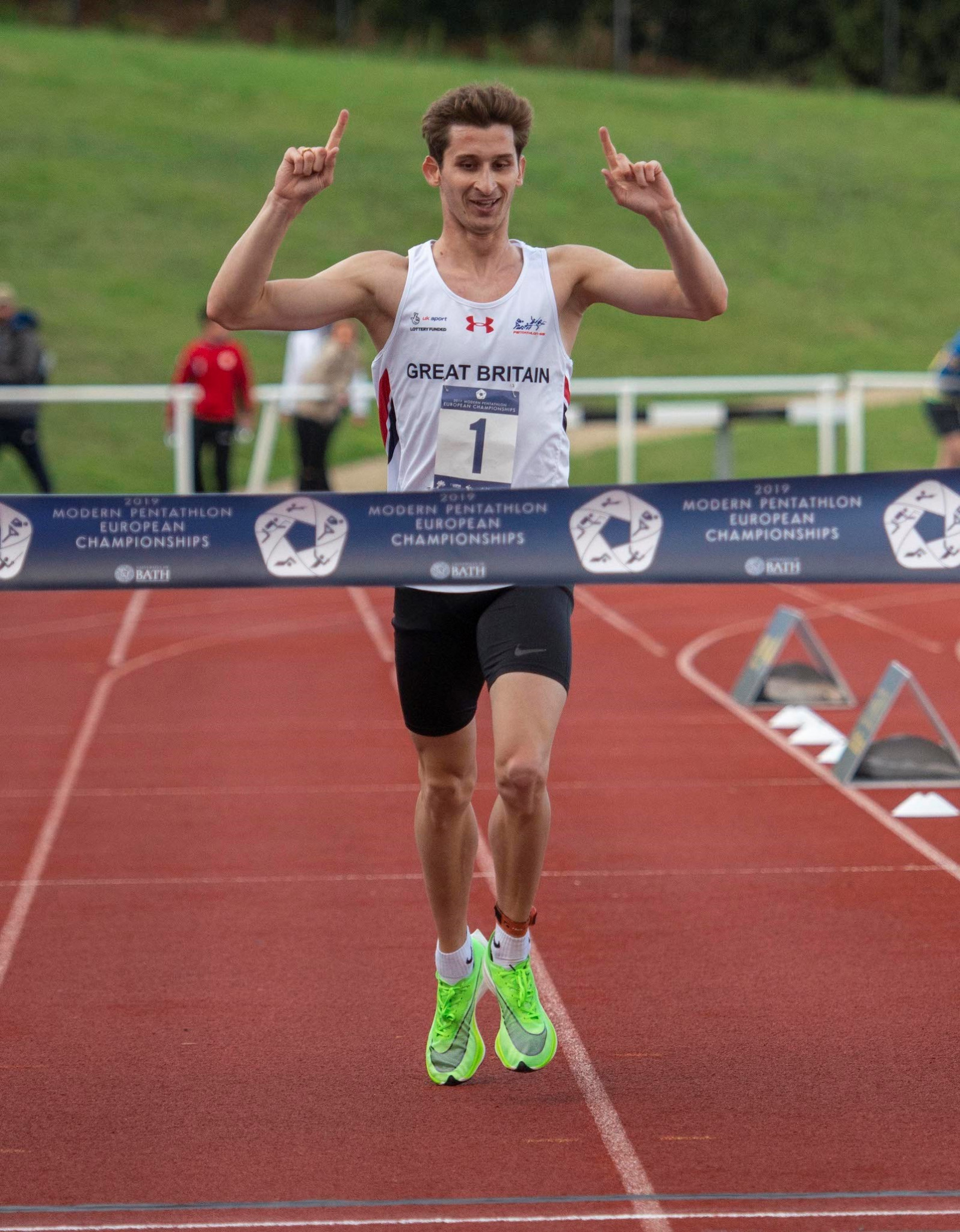 Cooke add men's European Modern Pentathlon Championships to world title