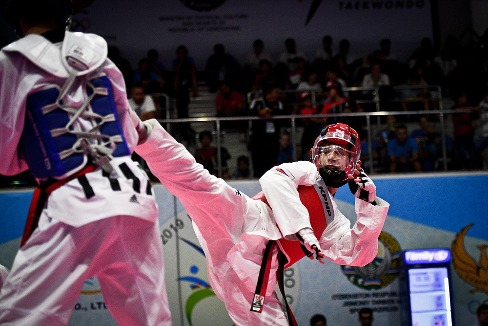 Russian claims under-49kg glory as World Cadet Taekwondo Championships finish in Tashkent