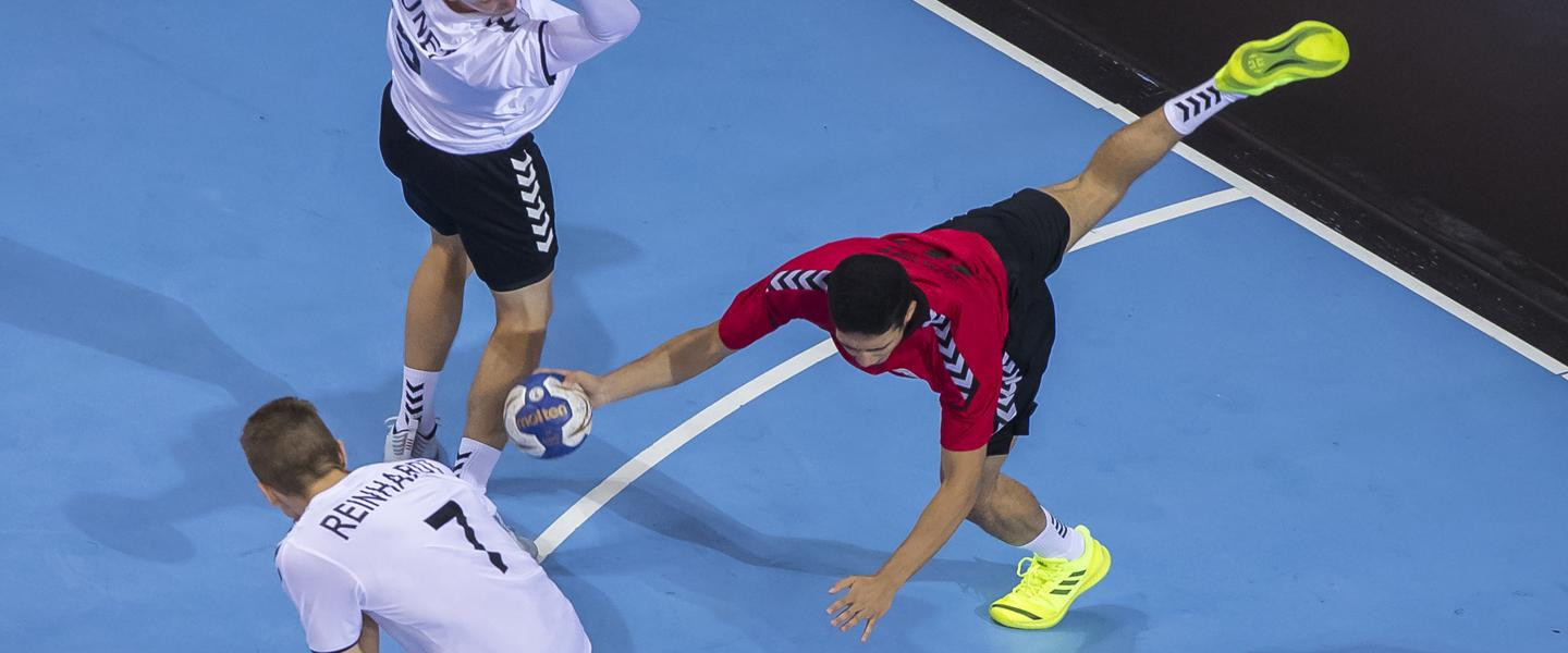 Egypt have also progressed to the last 16 after thrashing Canada ©IHF