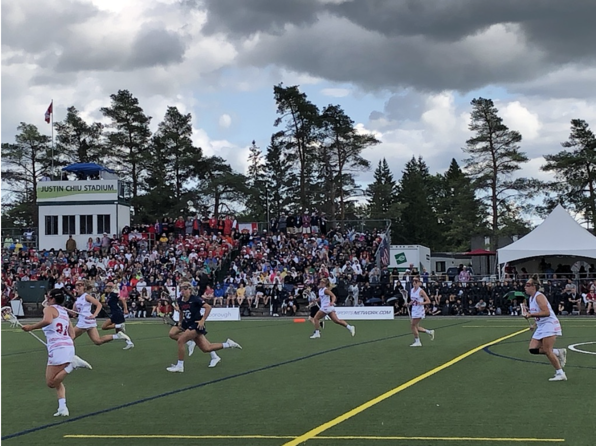 US defeat hosts Canada to win Women's Under-19 World Lacrosse Championship