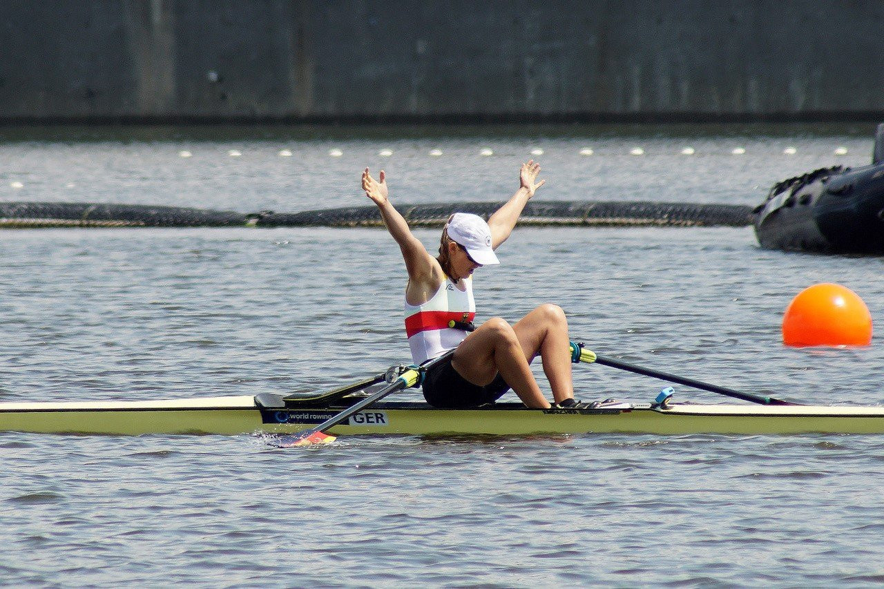 Several rowers treated for heatstroke at World Rowing Junior Championships as Germany top medal table