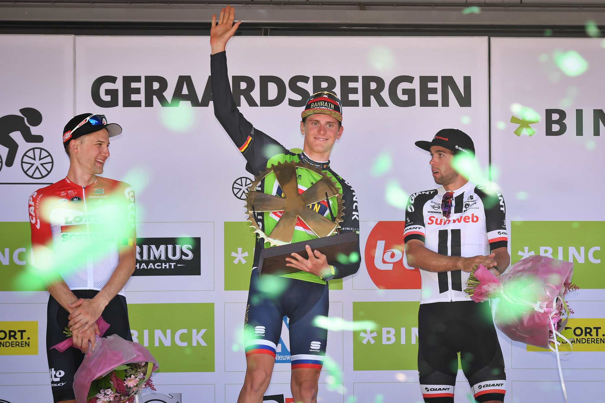 Strong sprinters set to dominate BinckBank Tour as UCI WorldTour continues in Belgium and Netherlands