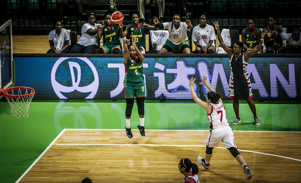 Cameroon and Cape Verde win opening matches at Women's AfroBasket