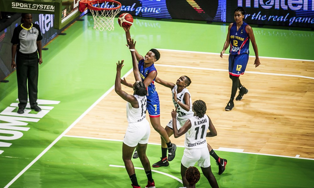 Kenya suffered their second group loss as they went down 64-57 to Cape Verde ©FIBA