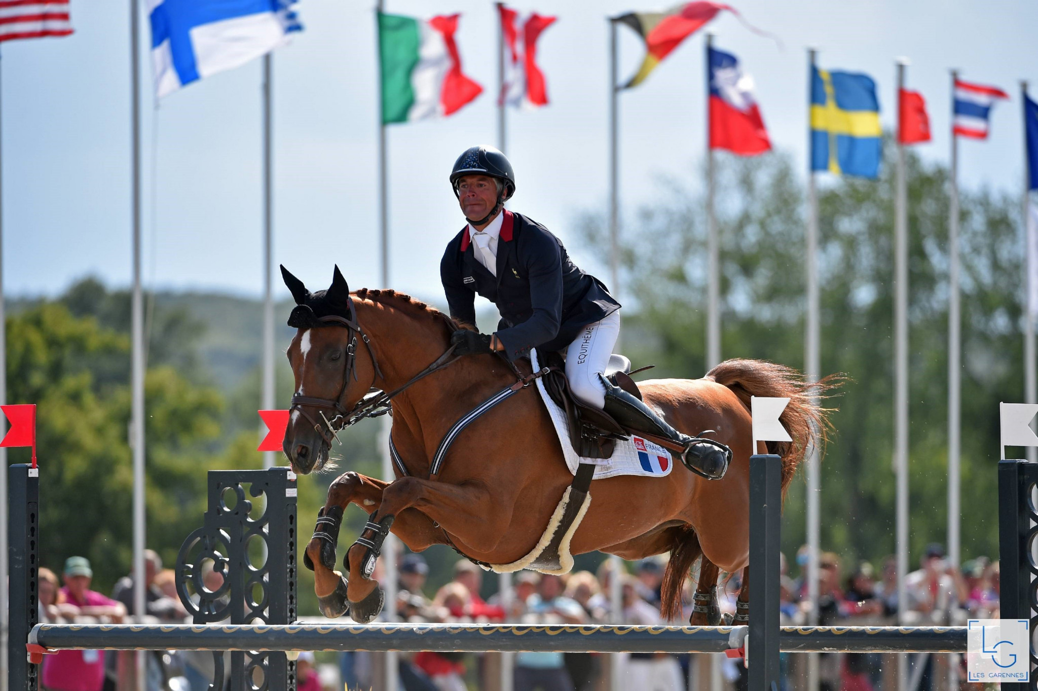 French take home glory as Italy take overall lead of FEI Eventing Nations Cup