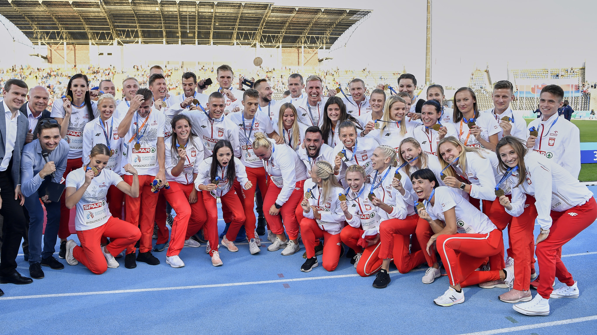 Poland storm to European Team Athletics Championship glory in Bydgoszcz