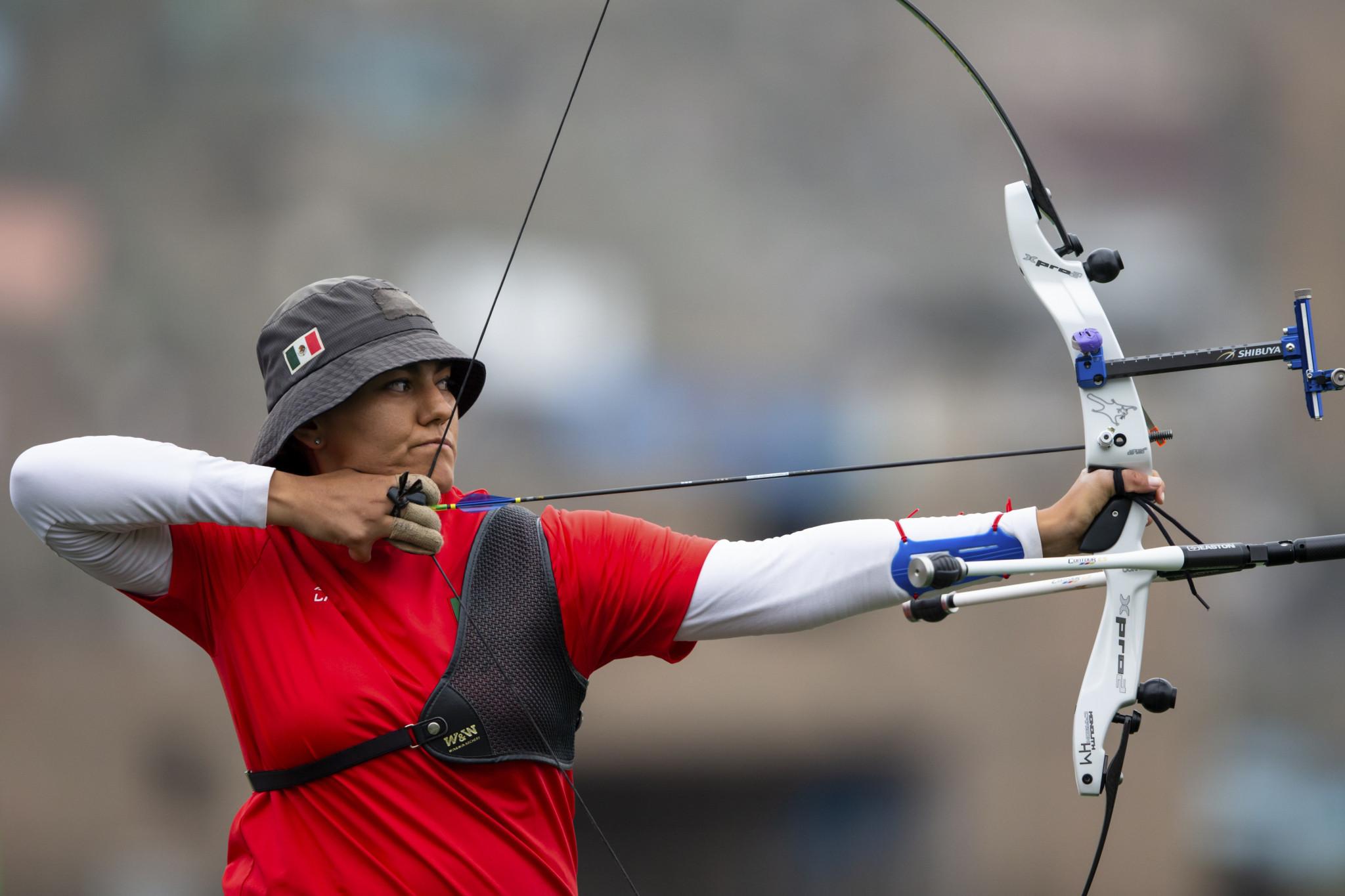 Mexico's Alejandra Valencia Trujilo won the women's individual recurve event ©Lima 2019