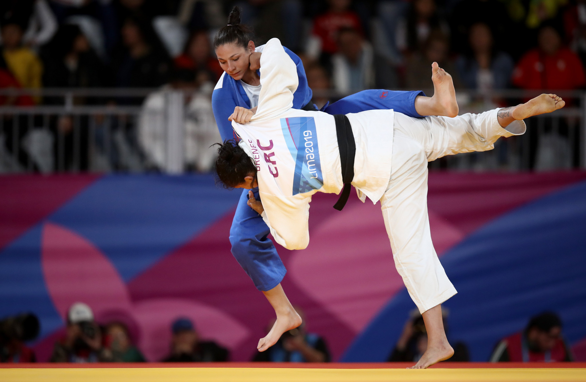 The last of the judo medals were awarded ©Getty Images