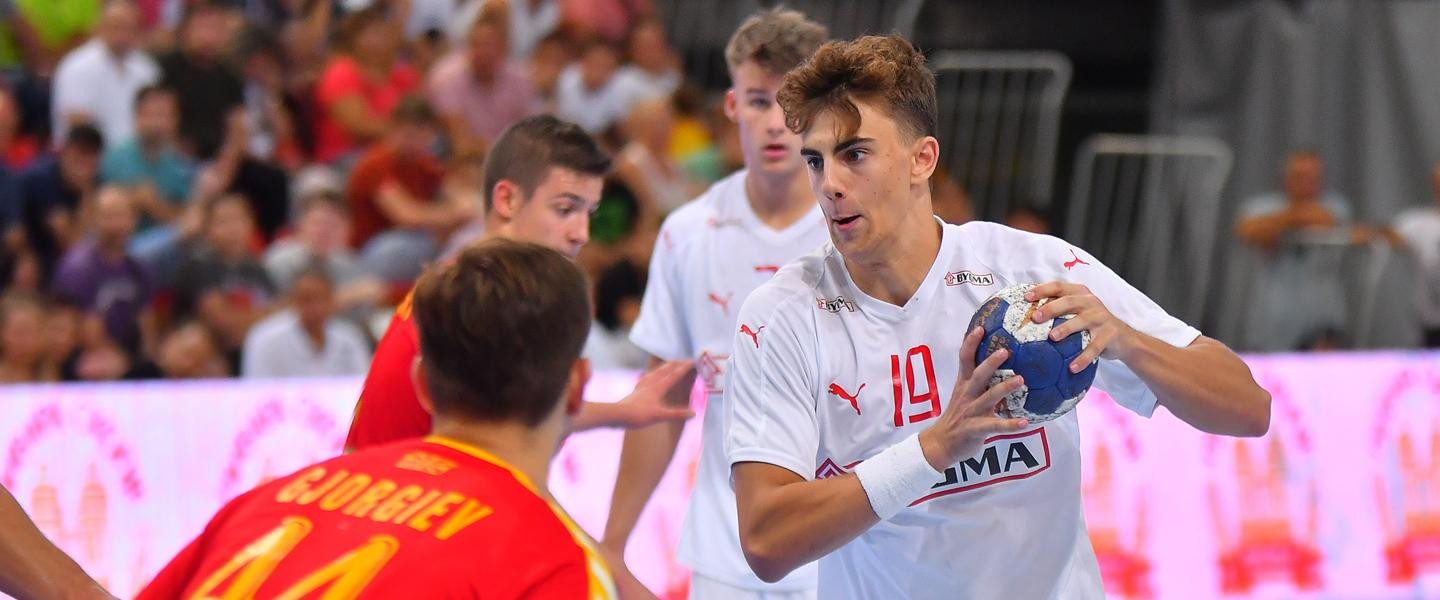 Hosts North Macedonia reach knockout stage of Men's Youth World Handball Championship