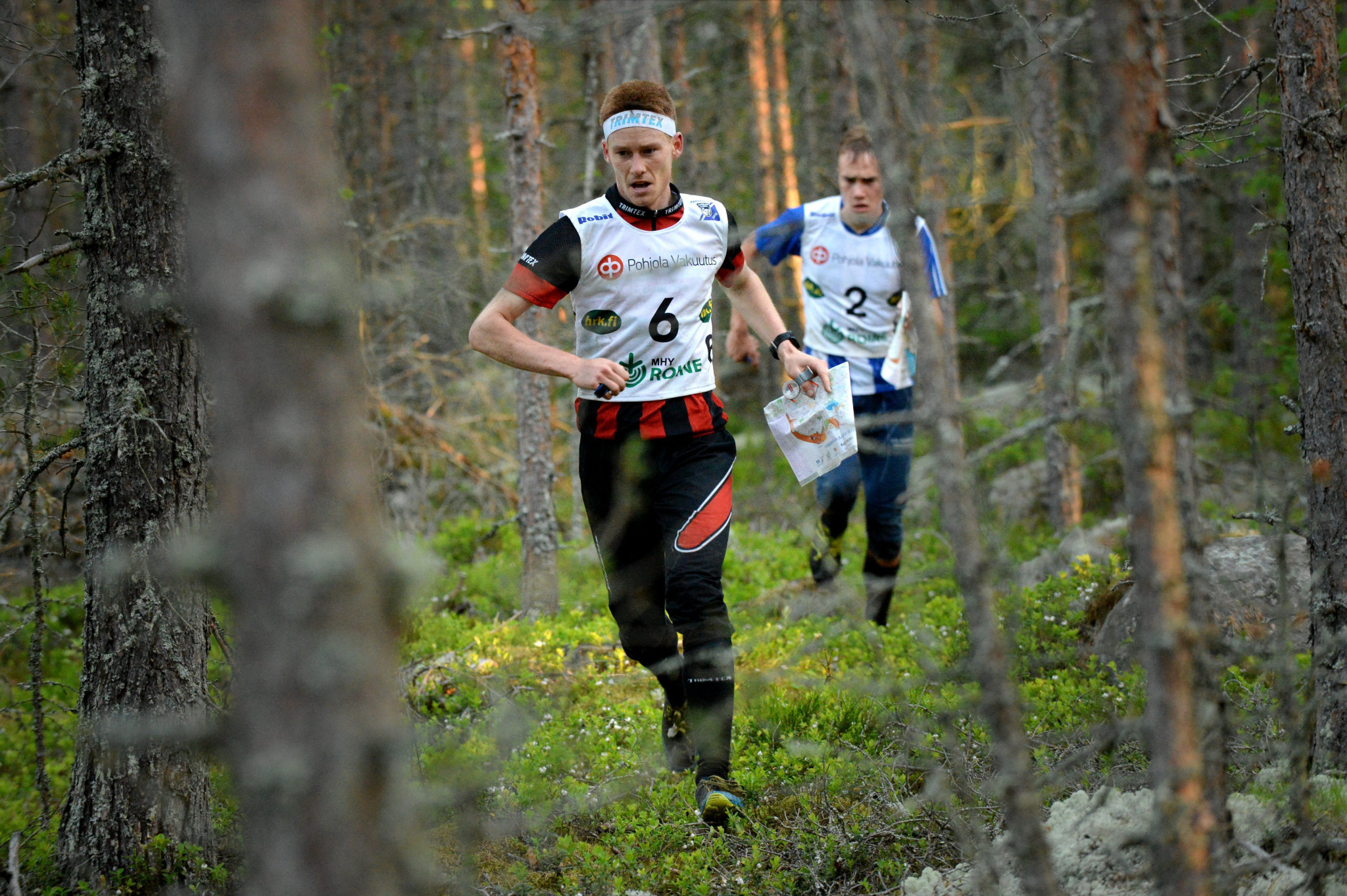 It's a new era for orienteering at the World Championships ©Getty Images