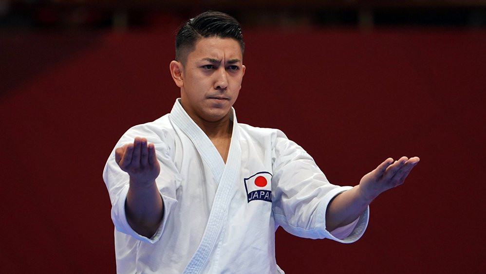 Kiyuna and Sánchez unmoved at top of kata rankings as WKF updates Olympic standings