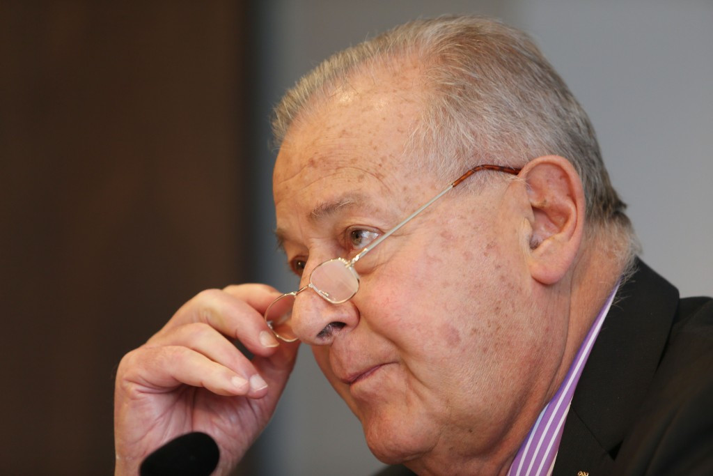 Reform Commission chairman François Carrard is due to present their proposals to the FIFA Executive Committee next month
