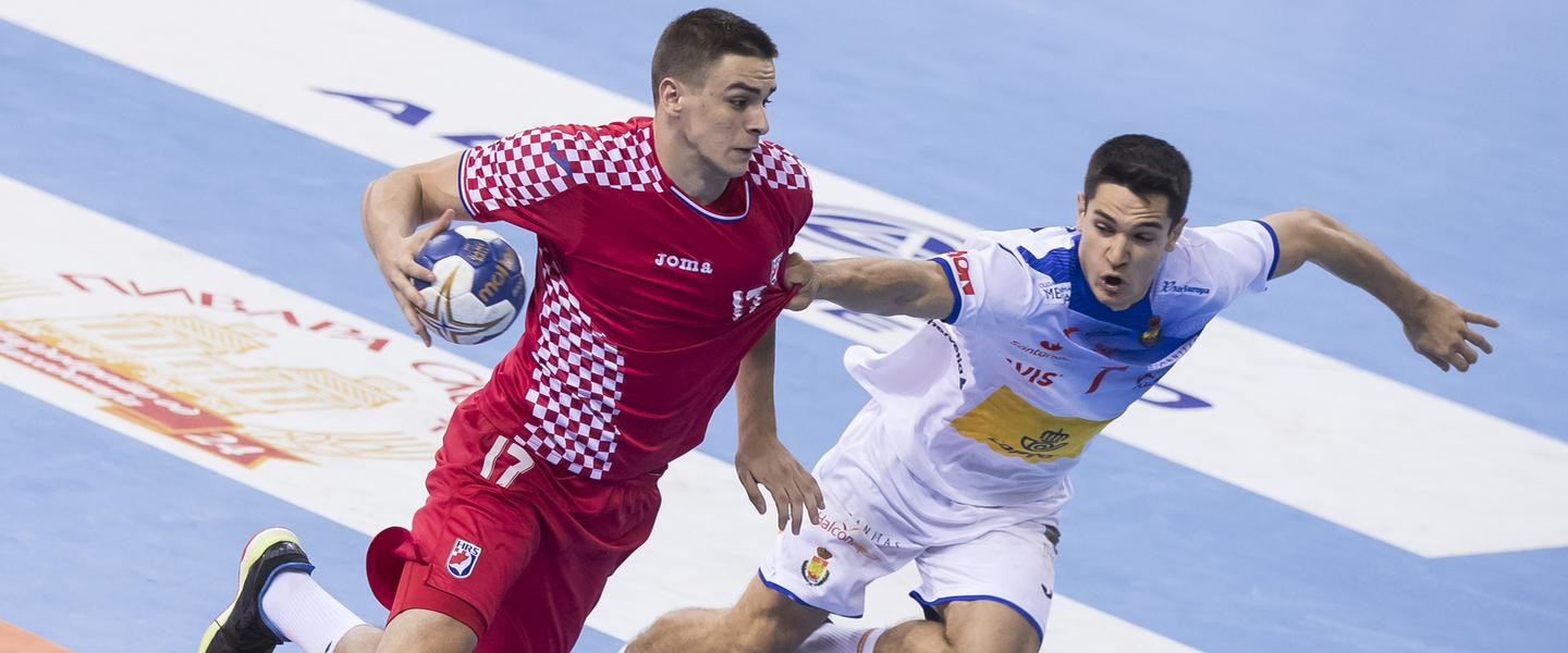 Croatia, Denmark and Portugal complete perfect group campaigns at Men's Youth World Handball Championship